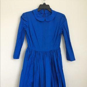 Dresses & Skirts - Vintage blue dress